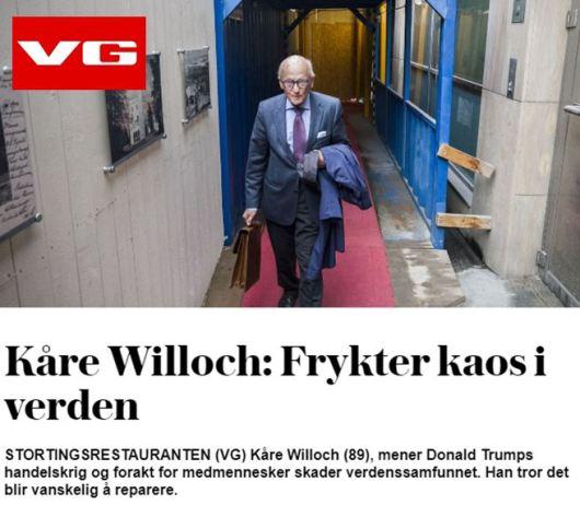 Kåre og VG