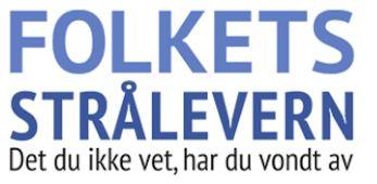 Folkets strålevern logo