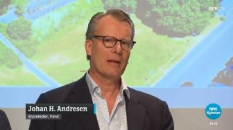 Johan H Andresen kjøper NRK