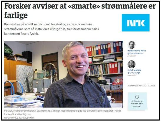 Vistnes og NRK