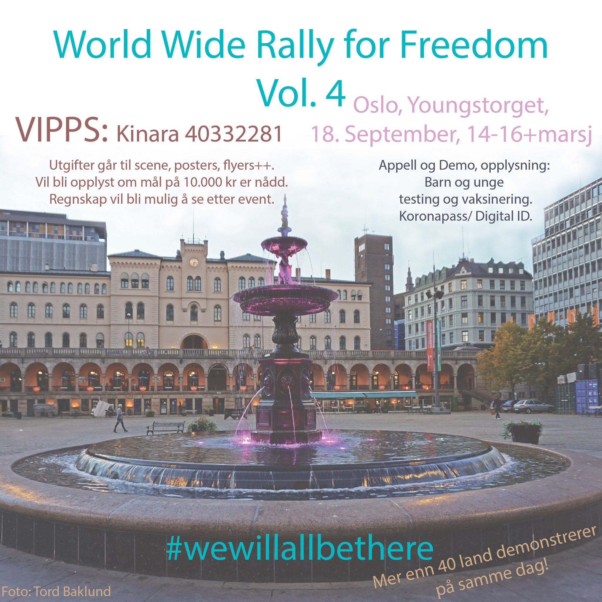 World Wide Rally for freedom 18